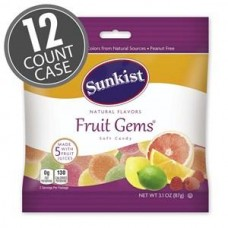 Sunkist® Fruit Gems , 87 г