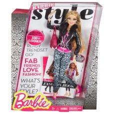 Игровая Кукла Барби для девочек коллекция Стиль Розовый люкс более 100 образов - Pink Luxe Barbie Style Doll