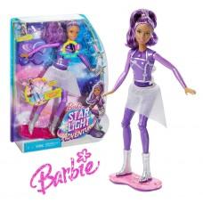 Кукла Барби Звездные приключения Barbie Star Light Adventure Lights Sounds Hoverboarder