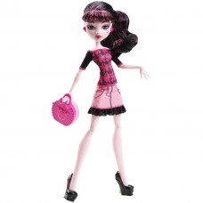 Кукла Монстер Хай Дракулаура Скариж Monster High Draculaura Scaris