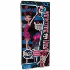 Кукла Монстер Хай Дракулаура Смертельно Уставшие 2вып. Monster High Draculaura Dead Tired Wave2