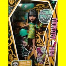 Кукла Монстер Хай Клео де Нил Рассвет Танца первый выпуск Monster High Cleo de Nile Dawn of the Dance