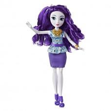 Кукла Рарити, девочки Эквестрии Моя Маленькая Пони - My Little Pony Equestria Girls Classic Style Rarity, Hasbro