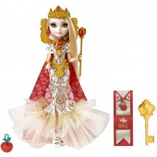 Коллекционная Кукла Эвер Афтер Хай Эппл Уайт Королева Ever After High Royally Apple White