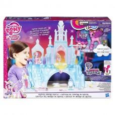 Моя Маленькая Пони Кристальный Замок My Little Pony Explore Equestria Crystal Empire Castle Playset