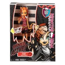 Кукла Монстер Хай Торалей Она Живая! Monster High Toralei Ghouls Alive!