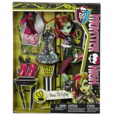 Кукла Монстер Хай Венера Мухоловка Я Люблю Моду! Monster High Venus McFlytrap I Love Fashion