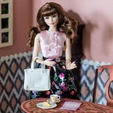 Коллекционная Кукла Барби шарнирная Сладкий Чай Высокая Мода - The Barbie Look Doll Sweet Tea