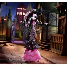 Коллекционная Кукла Монстер Хай Дракулаура Комик Кон Сан Диего SDCC - Monster High Draculaura Collector Doll