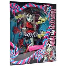Кукла Монстер Хай Френки Штейн Сладкие Крики Monster High Frankie Stein Sweet Screams