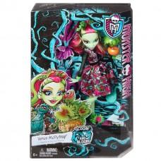 Кукла Монстер Хай Венера Мухоловка Мрак и Цветение с аксессуарами Monster High Venus McFlytrap Gloom and Bloom