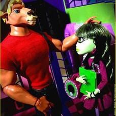 Куклы Монстер Хай Менни Таур и Ирис КомикКон SDCC 2014 Exclusive Monster High Manny Taur & Iris Clops 2-Pack