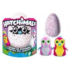 Интерактивная игрушка Пингвина Пенгуалас в яйце - Hatchimals Pengualas, Spin Master