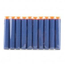 Набор из 10 боеприпасов для игрушечного оружия Nerf Darts (Липучка) от Hasbro