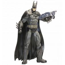 Коллекционная Фигурка Бэтмен: Тёмный Рыцарь с аксессуарами, Аркхэм Сити, 17 см - Batman, Arkham City, DC Comics