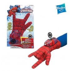 Интерактивная перчатка - оружие Человека-Паука, со звуком - Spider-Man, Hero FX Glove, Hasbro