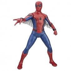 Интерактивная фигурка Человек-паук Возвращение домой 2017, 38 см, свет и звук - Tech Suit Spiderman Homecoming