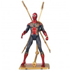 Фигурка Марвел Человек-паук с подсветкой - Spider-man, Infinity war, Marvel