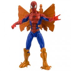 Игровая шарнирная Фигурка Человек-паук с летательным аппаратом, высота 12 см -Spider-man, Rocket Armor, Hasbro