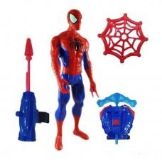 Игровая Фигурка Человек-Паук Титан со стреляющим оружием 30 см - Spider-Man Ultimate, Attack Gear Titans, Hasbro