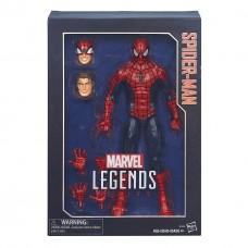 Супер-реалистичная фигурка Человек-паук высотой 30 см - Spider-Man, Legends, Marvel, Hasbro