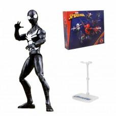 Игровая Фигурка Человека-паука в симбиотическом костюме, высота 18 см - Symbiote Suit, Spider-Man Comics, Marvel