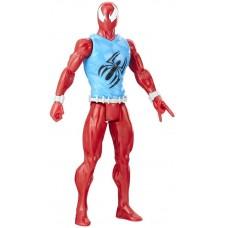 Игрушка-фигурка Hasbro, Алый Паук, Марвел, 30 см - Scarlet Spider, Marvel, Titan Hero Series
