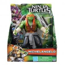 Большая фигурка Микеланджело 27см из кф 2014 года - Michelangelo, TMNT2014, 11 Inch, Playmates