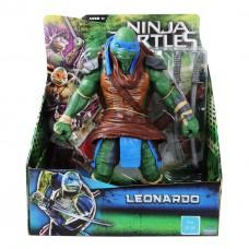 Большая фигурка Леонардо 27см из кф 2014 года - Leonardo, TMNT2014, 11 Inch, Playmates