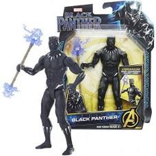 Фигурка, Черная Пантера, Броня из Вибраниума, 15 см - Hasbro, Black Panther, Vibranium Armor, 15 cm