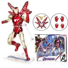 Игровая Фигурка Железный Человек MK 85 Мстители: Финал, высота 18 см - Marvel Iron Man Mk 85, Avengers Endgame