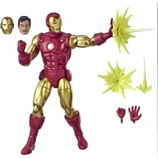 Игровая Фигурка Железный Человек, Легенды Марвел, 16 см с аксессуарами - Classic Iron Man, Marvel, Legend Series