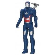 Большая Игровая фигурка Железный Патриот Мстители, 30 см, серии Титаны - Iron Patriot, Avengers, Titans, Hasbro