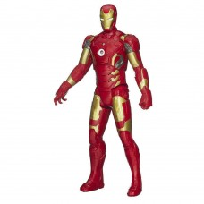 Игровая фигурка Железный Человек Марк 43, Титаны со светом и звуком, 30 см - Iron Man Mark 43, Avengers, Hasbro