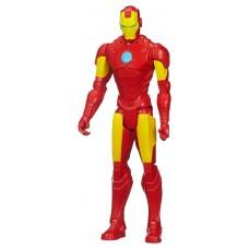 Игровая фигурка Железный человек из серии Титаны Мстители, высота 30 см - Iron Man, Titans, Avengers, Hasbro