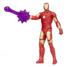 Игровая базовая Фигурка Железный Человек Мстители: Эра Альтрона  9.5 см - Iron Man, Avengers Age of Ultron Hasbro