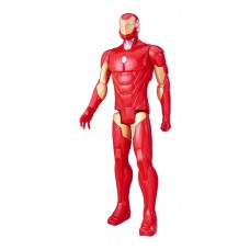 Игровая фигурка Железный Человек в броне Bleeding Edge, Титаны 30 см -Iron Man, Marvel Titan Hero Series Hasbro