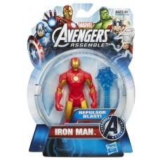 "Фигурка Железный Человек ""Коллекция Героев"" - Iron Man, Avengers, Assemble, Hasbro, 9.5CM"