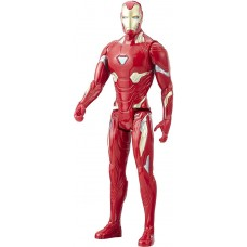 Игровая Фигурка Железный Человек, Титаны Марвел, высота 30 см - Iron Man, Marvel, Titan Hero Series Hasbro