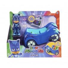 """Игровой набор автомобиль + фигурка Кэтбоя """"Герои в масках"""" - Catboy, Cat-Car, PJ Masks, Just Play"""
