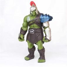 Большая Игровая Фигурка Халк Гладиатор с шарнирной головой Тор: Рагнарек, высота 35 см - Hulk, Ragnarok, Marvel