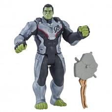 Игровая Коллекционная фигурка Халк с молотом Мстители Финал, высота 15 см - Hulk, Avengers Endgame Hasbro