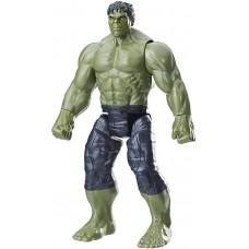 Игровая Фигурка Халк Мстители: Война Бесконечности, высота 30 см- Hulk, Titan Hero Series, Avengers Hasbro