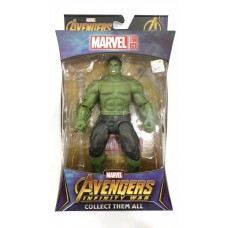 """Фигурка Халк (Марвел) с держателем, """"Мстители: Война бесконечности"""" - Hulk, Avengers, Infinity War, Marvel"""