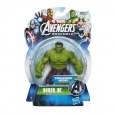 "Фигурка Халк ""Коллекция Героев"" - Hulk, Avengers, Assemble, Hasbro, 9.5CM"