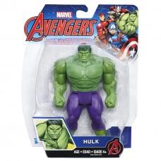 Фигурка Халк 16см (Мстители) - Hulk, Avengers, Basic, Hasbro (B9939)