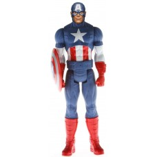 Большая игровая Фигурка Капитан Америка Мстители, высота 30см Титаны - Captain America, Avengers, Titans, Hasbro