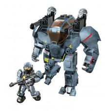 """Конструктор-набор Хало """"Управление Циклопами"""", 54 дет. - Halo, Attack Cyclops, UNSC, Mega Bloks Мега Блокс"""