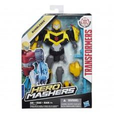 Игровой Разборный Робот-Трансформер Бамблби Роботы под прикрытием 15 см - Bumblebee, Hero Mashers, RID, Hasbro