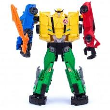 Робот-трансформер 5в1 Комбайнер, Ультра Би - Transformer TJ Combiner, Ultra Bee